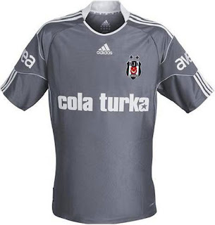Beşiktaş Yeni gri forma, 2013-2014