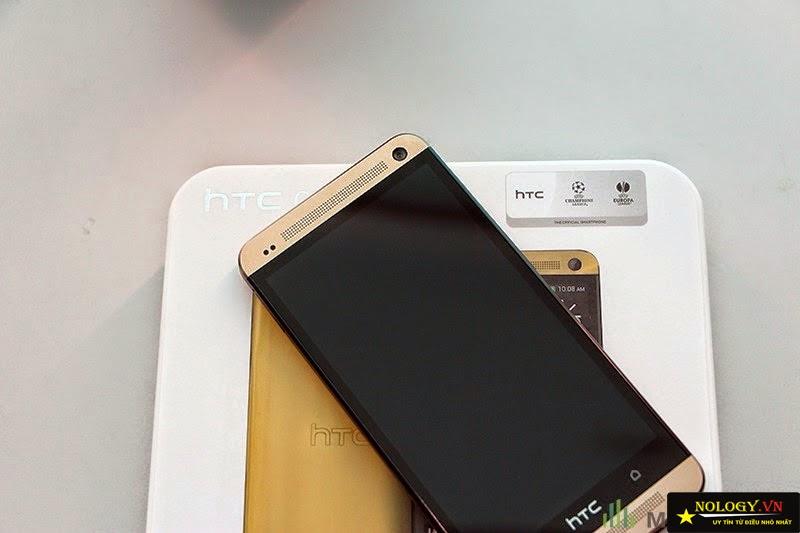 HTC One M7 - lỗi màn hình cảm ứng