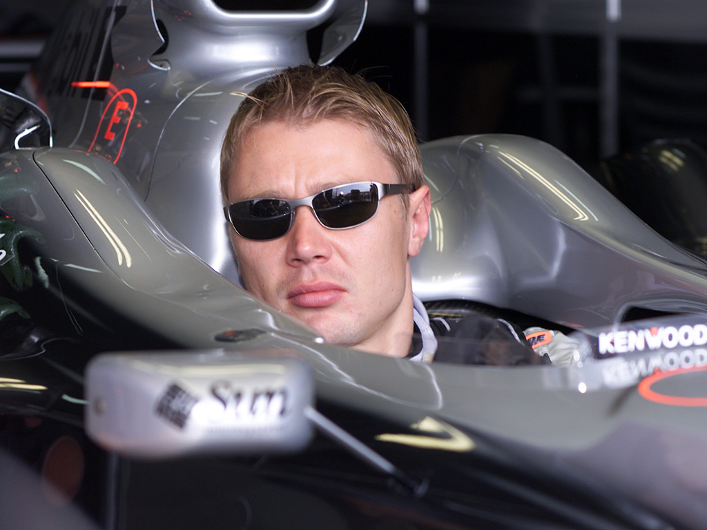 Nices Sports Mika Hakkinen Profile Pictures And Wallpapers