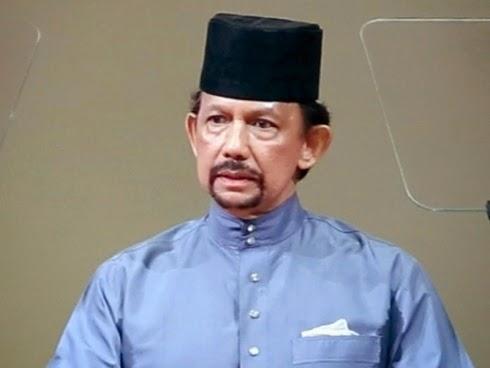 Sultan Brunei terima ijazah kehormat
