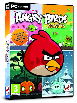 Angry Birds Seasons (PC-GAME)