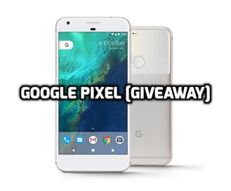 Google Pixel Giveaway