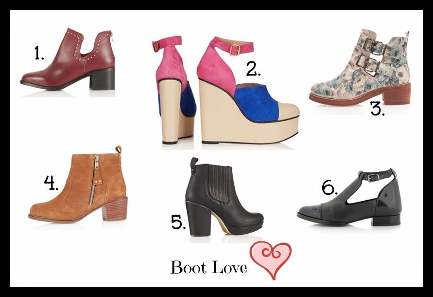 fetish boot: