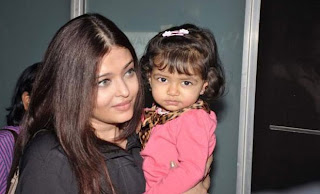Aishwarya Rai wallpaper with kid