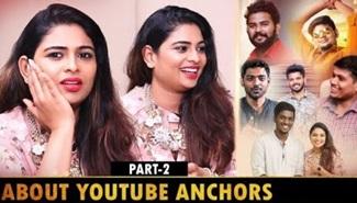 Zee Tamil VJ Maheshwari Interview