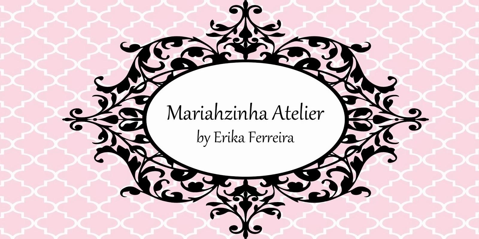 Mariahzinha & Cia - Convites e Lembranças Personalizadas