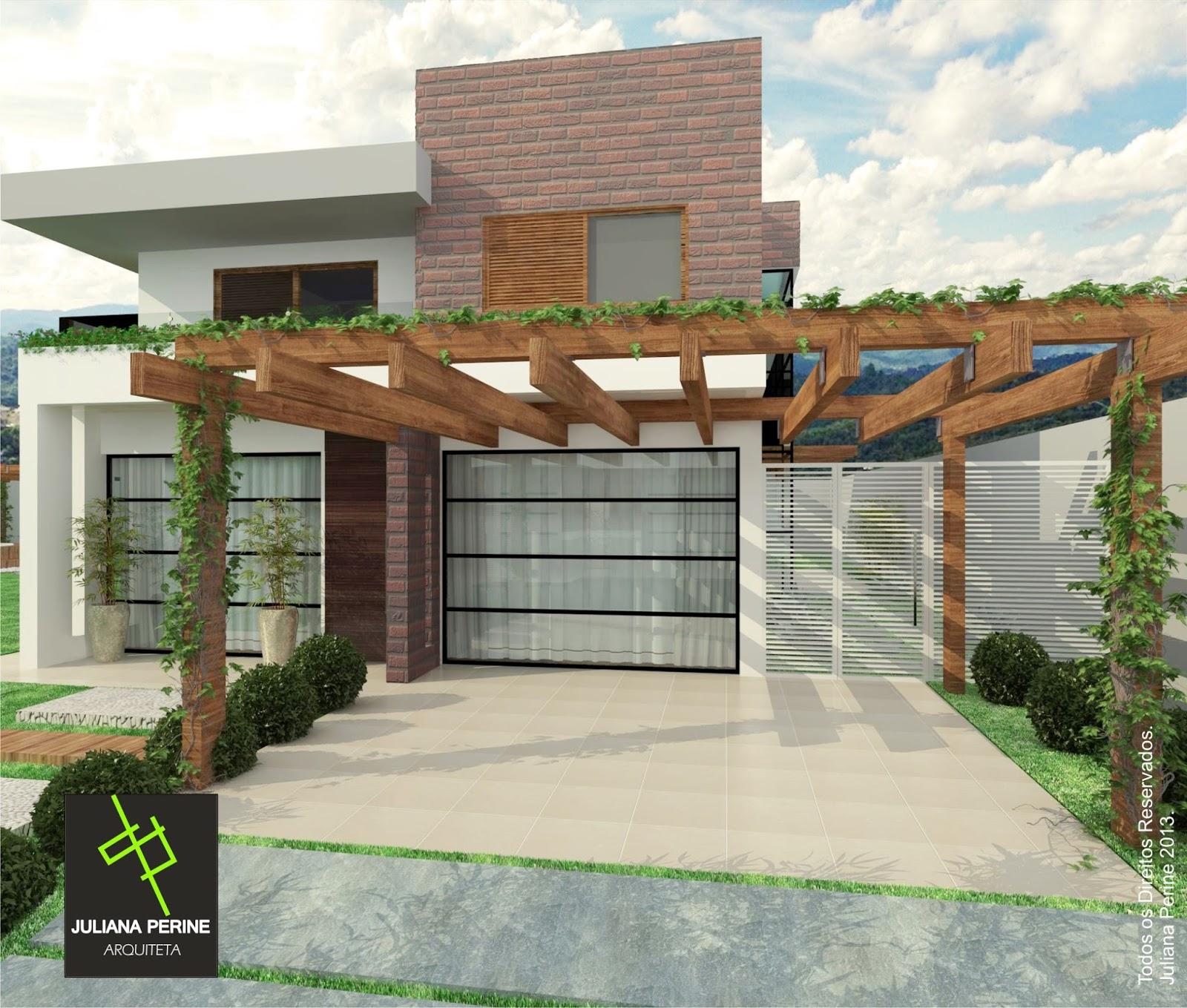 #6A492F Rústico x Moderno x Sustentável [Projeto Residencial em Piracicaba  232 Janelas De Vidro Para Residencia