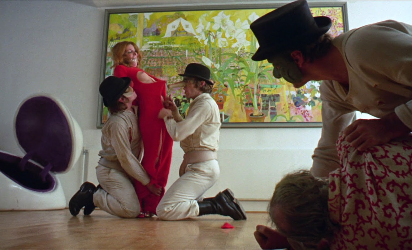 an examination of the controversial movie a clockwork orange 10 highly controversial movies: a movie which has invited the fury of the north korean government even before its release clockwork orange.