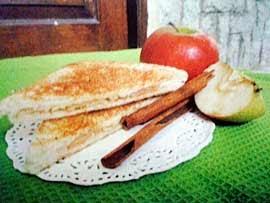 resep cara membuat kue apel keju