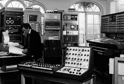 El Musys Studio, c.1968