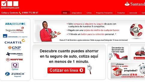 Santander Seguros Repuve Consulta