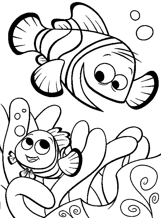 disney pixar finding nemo coloring pages disney coloring book disney pixar finding nemo coloring