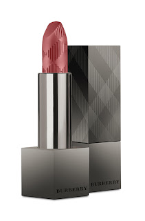 burberry beauty lip velvet rose pink