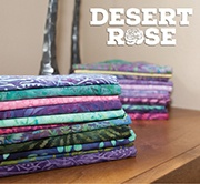 Desert Rose from Island Batik