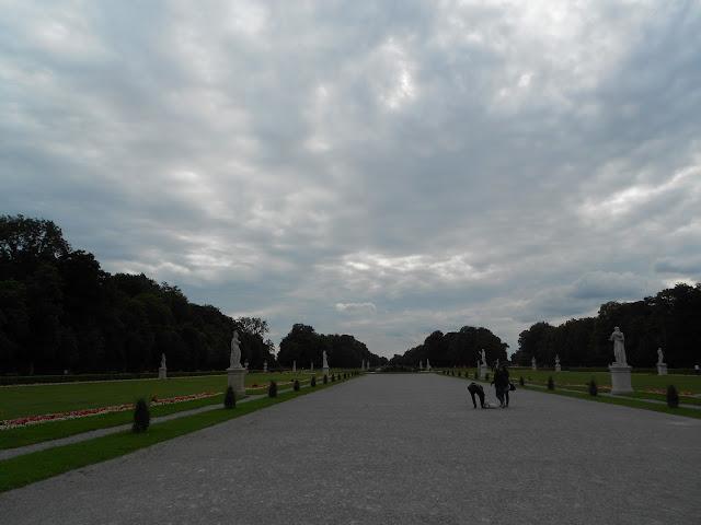 Schlossgarten | Schloss Nymphenburg München