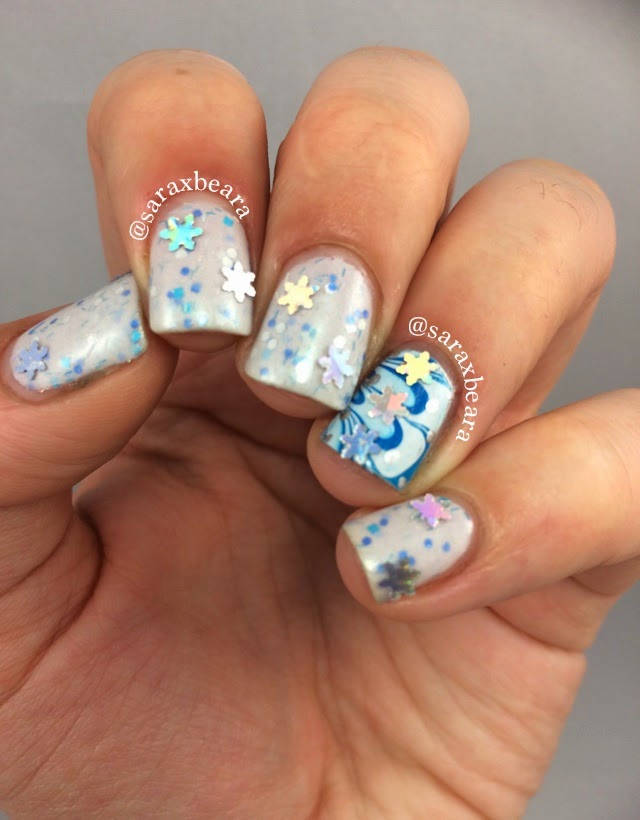 """Heather's Hues """"Let it Go"""" Happily Ever Lacquered Collection Anna Frozen Inspired"""