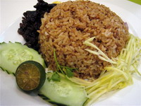 Filipino Bagoong Rice