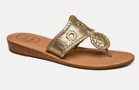 jack rogers capri sandal demi wedge heel