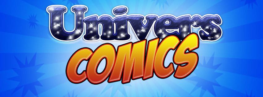 UniversComics : Comics et Super-héros au quotidien