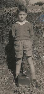 Ian Parker - Warrion  5 years