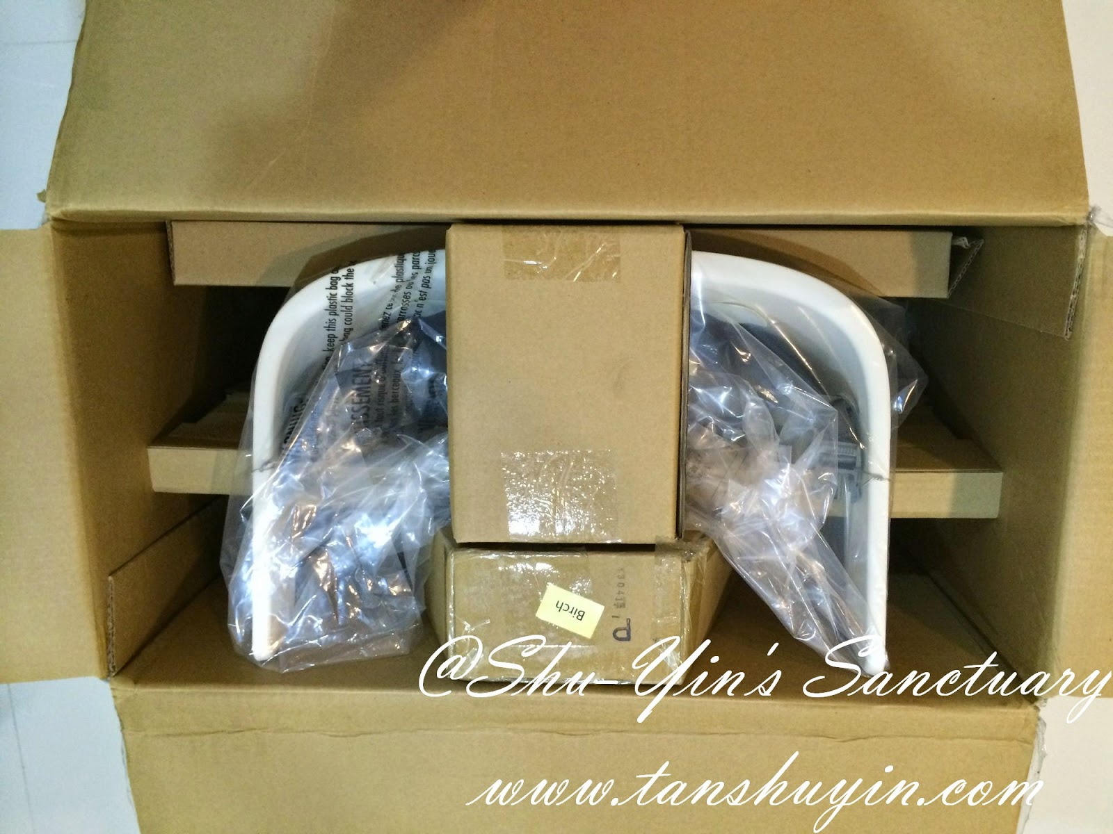 Shu Yin S Sanctuary Review Oxo Tot S Sprout High Chair