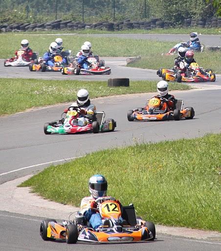 Circuito Olaberria : M k karting comienzan las olaberria series