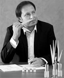 Fabrice Pellegrin włoski perfumiarz