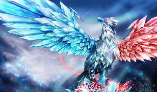 Chinese Team Spirit Anivia Skin