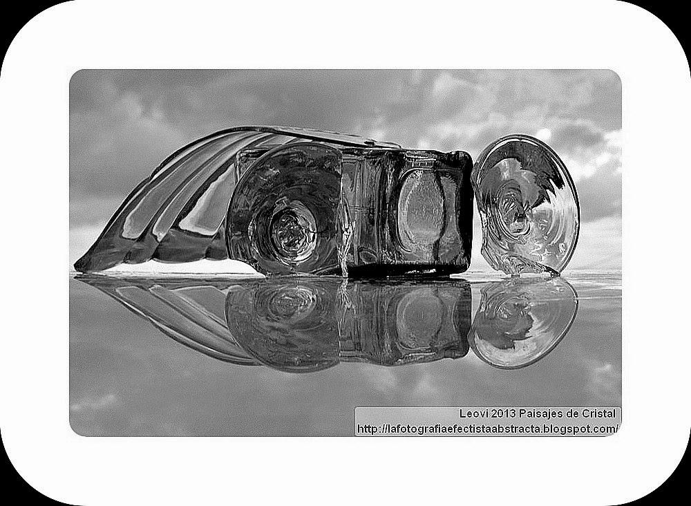 Abstract Photo 3068 Crystal Landscape 148  Sonrisa de ballena - Smiling Whale