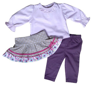 3pcs+set3 Review: Clothes for kids!