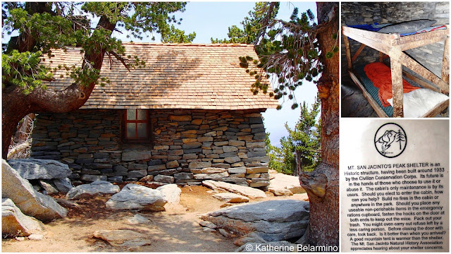 Mt. San Jacinto Peak Shelter
