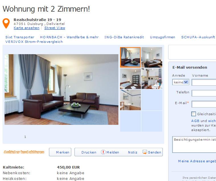 buchholzer stra e 8 8 10437 berlin gegen wohnungsbetrug against rental scammers. Black Bedroom Furniture Sets. Home Design Ideas