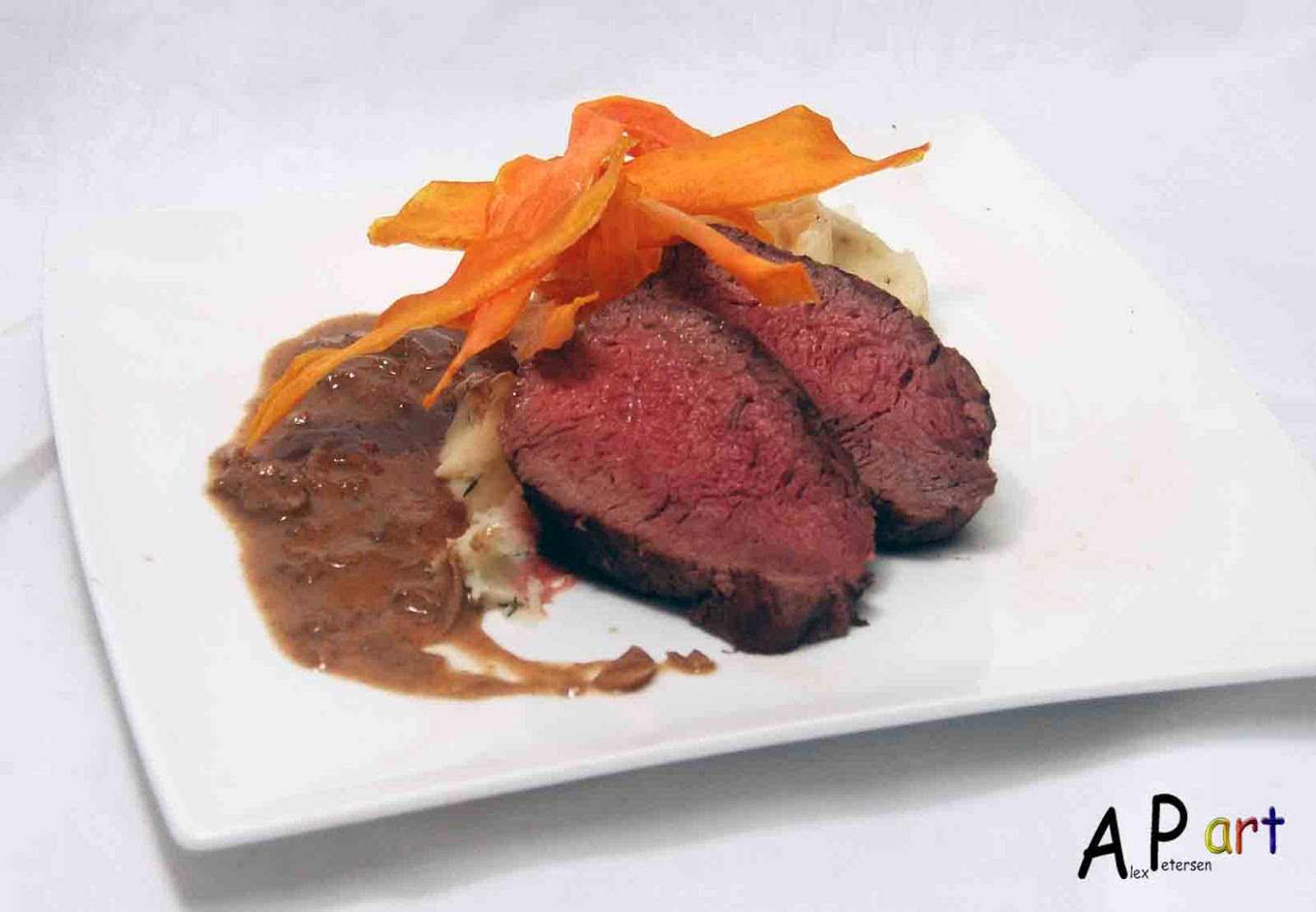 Alex the Contemporary Culinarian: Tenderloin Roast with ...