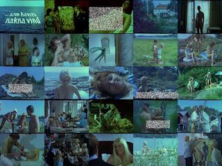 Одно шведское лето / Som havets nakna vind / One Swedish Summer. 1968.