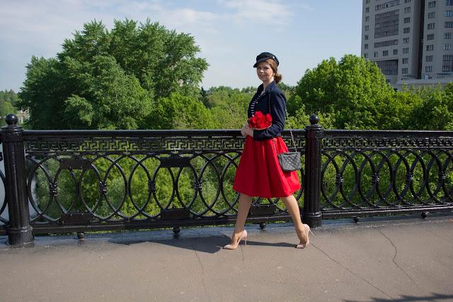 фотосессия парижанка paris je t'aime