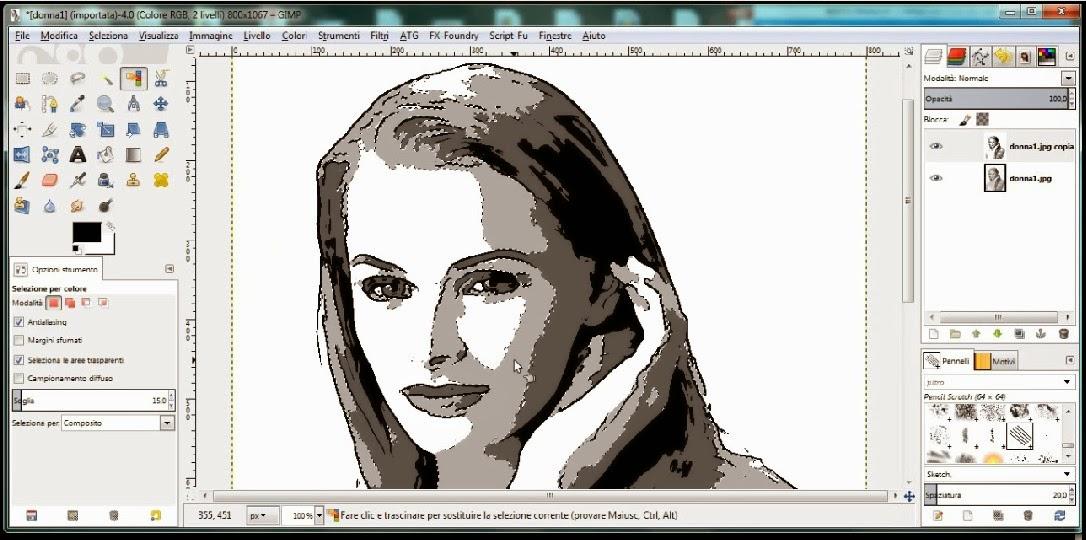 Trasforma foto in disegno a matita online dating