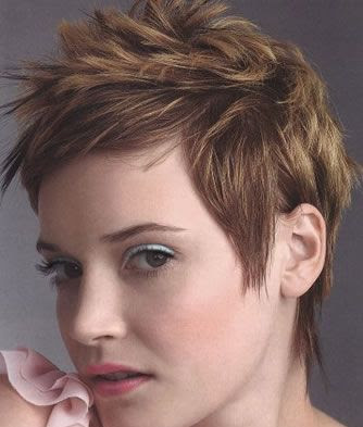 short female hairstyles. Funky Short Haircuts for Women