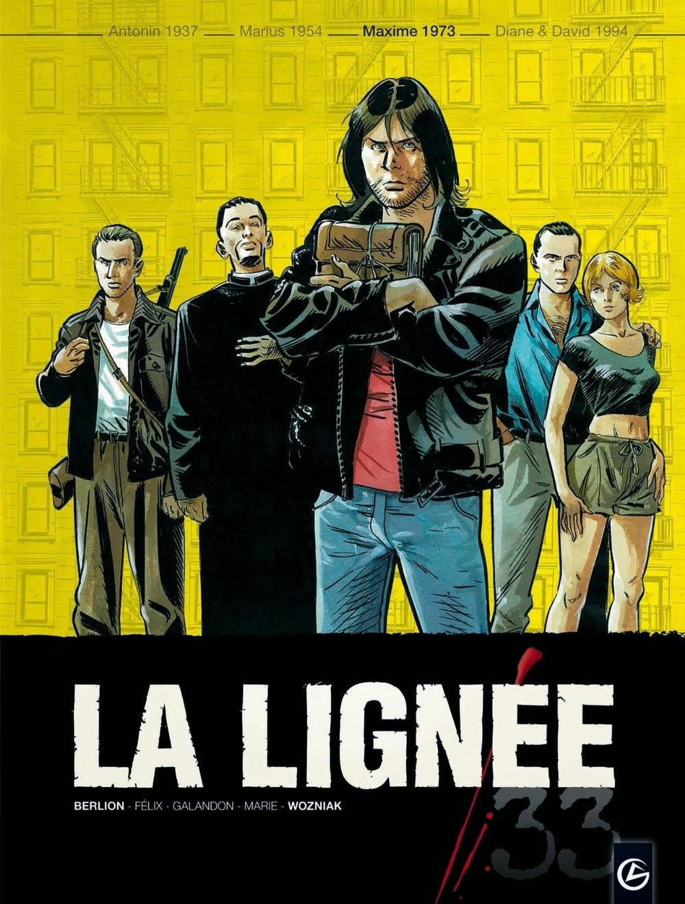 LA LIGNEE t3