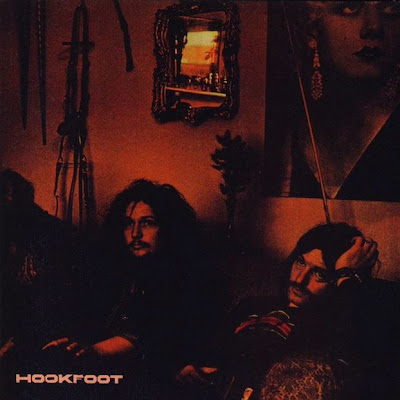 Hookfoot - Hookfoot 1971 (UK, Progressive Blues-Rock)