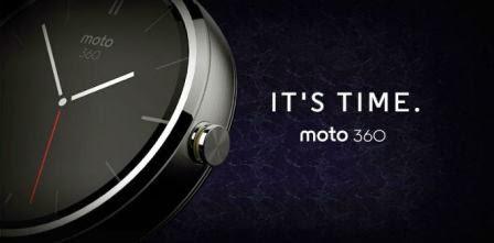 Moto 360 akan hadir dengan beberapa varian