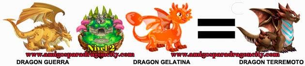 como obtener el dragon terremoto en dragon city formula 2