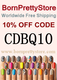 - 10% na zakupy w bornprettystore.com