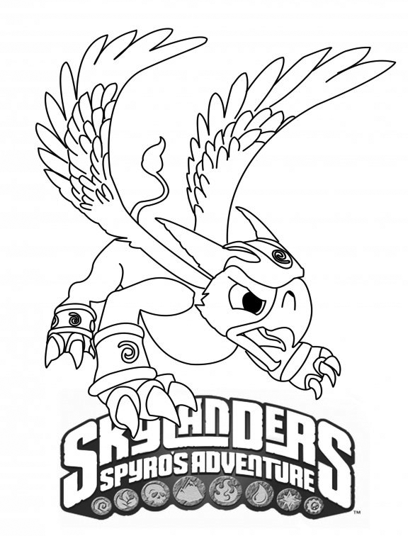 Unique Comics Animation: good skylanders coloring pages. Unique Comics Animation - blogger - unique home decorations