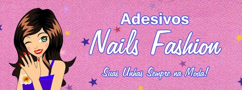 Adesivos Nails Fashion