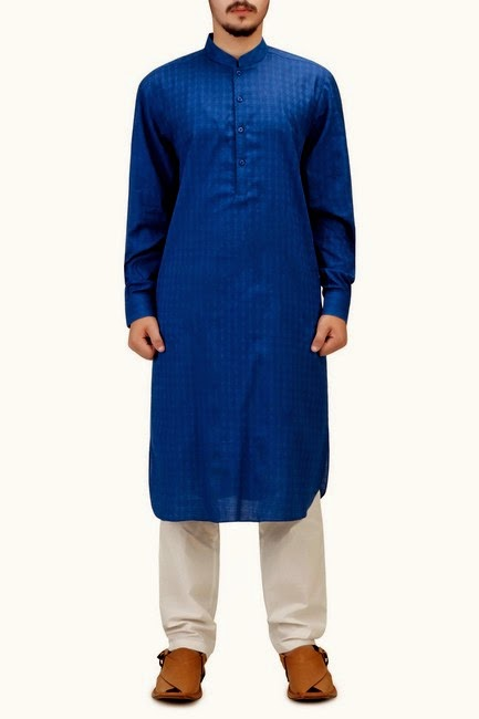 Shahnameh Eid Kurta Collection 2014 for Men