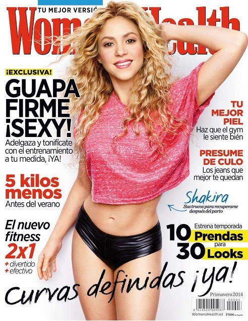 Revista Women's Health España Primavera 2014