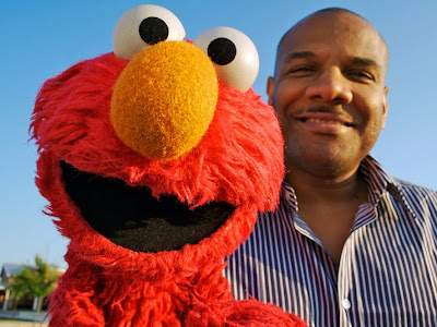 Kevin Clash, the man behind Elmo on Sesame Street