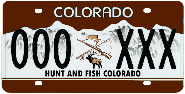 Southern rockies nature blog february 2012 for Colorado fishing license fees