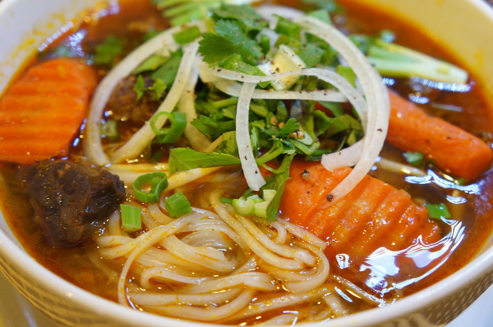 Gourmet by Kat: Vietnamese Beef Stew noodle (Hu tieu Bo kho)