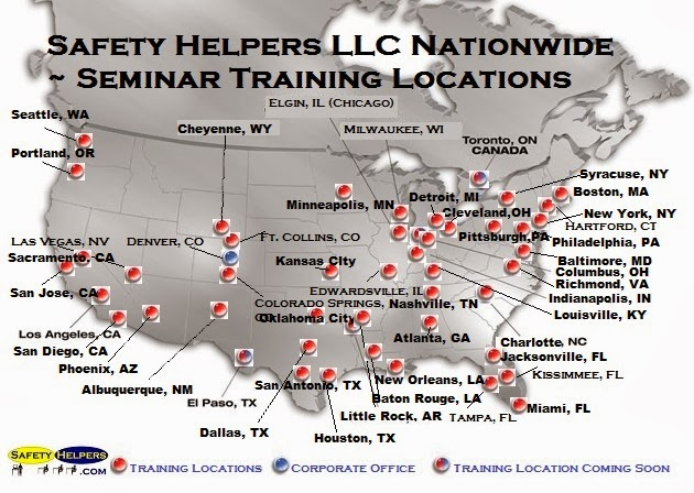 HAZWOPER Training Nationwide